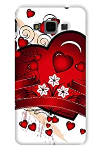 IndiaRangDe Case For Samsung Galaxy Grand Max (Printed Back Cover)