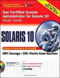 img - for Sun (R) Certified System Administrator for Solaris (TM) 10 Study Guide (Exams 310-200 & 310-202) book / textbook / text book