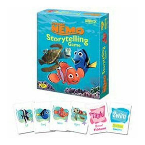 Briar Patch Nemo Storytelling Travel Game - 1
