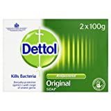 Dettol Soap 100g Twin Pack Fast Postage