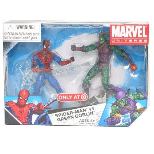 MARVEL UNIVERSE*SPIDER-MAN VS. GREEN GOBLIN*HASBRO
