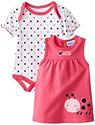 BON BEBE Baby-Girls Newborn Lady Bug…