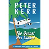 The Gannet Has Landedby Peter Kerr