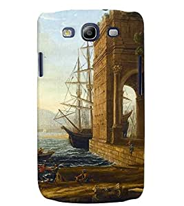 GADGET LOOKS PRINTED BACK COVER FOR SAMSUNG GALAXY S4 MULTICOLOUR