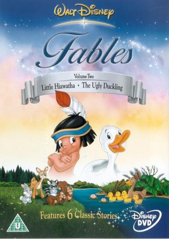 Walt Disney's Fables - Vol.2 [DVD]
