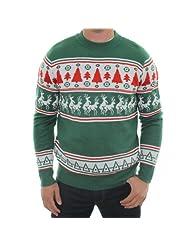 Ugly Christmas Sweater Reindeer Conga
