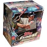 2014 Topps Finest Baseball Hobby Box