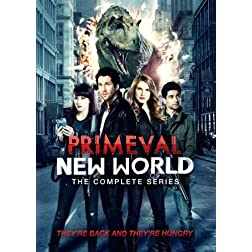 Primeval New World: Complete Series