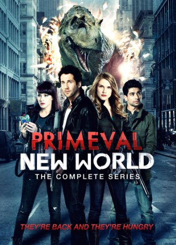 Primeval New World: Complete Series [DVD] [Import]