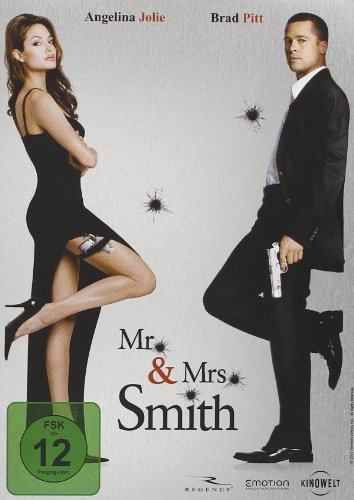 Mr. & Mrs. Smith - Steelbook