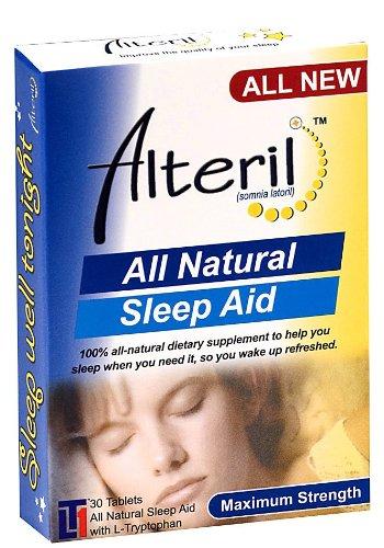 ALTERIL SLEEP AID - SOMMEIL PROFOND - 30 CAPS