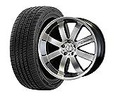 サマータイヤ・ホイール 1本セット 20インチ お勧め輸入タイヤ 245/35R20 + FABULOUS(ファブレス)