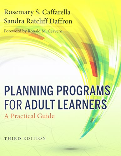 adult educator guide learner planning practical program