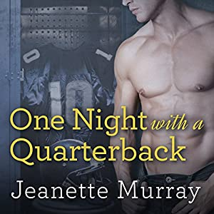 One Night with a Quarterback Audiobook