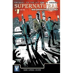 Supernatural Vol. 3: Beginning's End (Supernatural: Beginnings End)