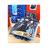 Zap Doctor Who Cyberman Single Duvet Setby Zap