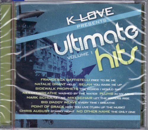 K-Love Presents Ultimate Hits Volume 1 CD