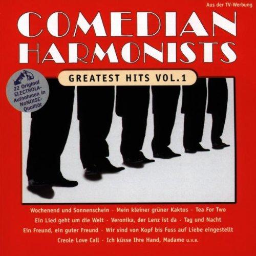 Comedian Harmonists - The Best of Comedian Harmonists - Zortam Music