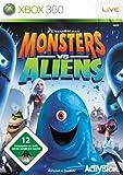 echange, troc Monsters vs Aliens [import allemand]