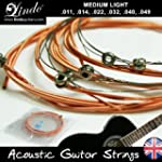 Acoustic Steel Guitar Strings Set (6...