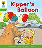 Kipper's Balloon. Roderick Hunt, Thelma Page