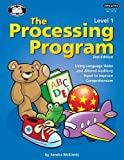 img - for Processing Program Level 1-2nd Edition Using Language Webs and Altered Auditory Input to Improve Comprehension by Sandra McKinnis (2012-01-01) book / textbook / text book