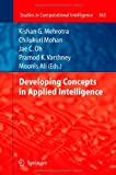 img - for Developing Concepts in Applied Intelligence (Studies in Computational Intelligence) book / textbook / text book