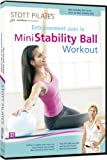 Stott Pilates Mini Stability Ball Workout DVD