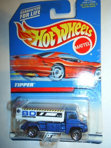 1997 Hot Wheels Tipper #712