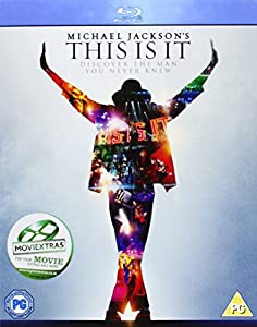 Michael Jackson's This Is It [Reino Unido] [Blu-ray]