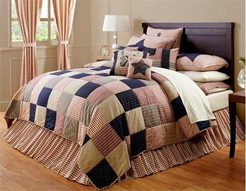 Victorian Comforter Sets front-1070574