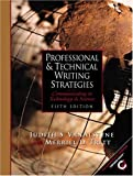 Professional and Technical Writing Strategies: Communicating in Technology and Science (5th Edition)
