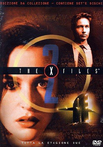 X-FilesSeason 02 Edizione da collezione
