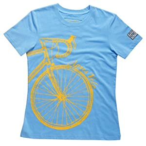 Lovely Bicycle TShirts   bicyclechica