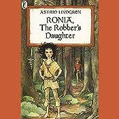 Ronia, the Robber's Daughter | [Astrid Lindgren]