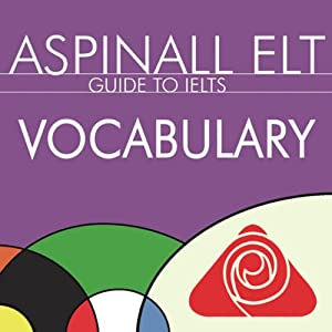 IELTS Vocabulary Audiobook