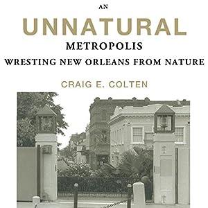 An Unnatural Metropolis Audiobook