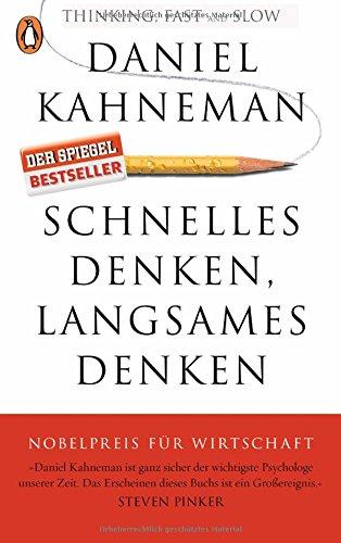 Schnelles Denken, langsames Denken das Buch von Daniel Kahneman - Preis vergleichen und online kaufen