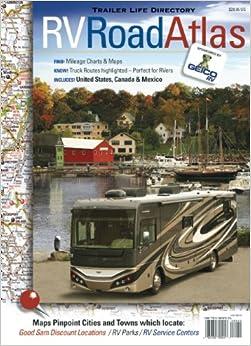 Good Sam/Trailer Life RV Road Atlas (Trailer Life