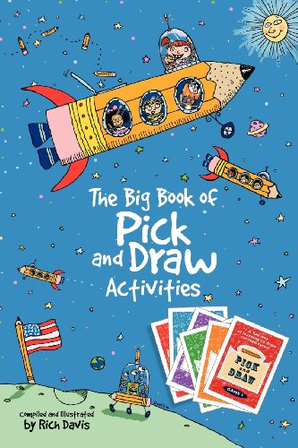 The Big Book of Pick and Draw Activities
