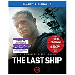 TNT's The Last Ship: The Complete First Season Debuts June 9th on Blu-ray and DVD