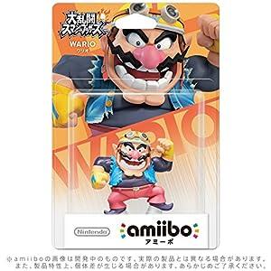 amiibo ワリオ (大乱闘スマッシュブラザーズシリーズ)