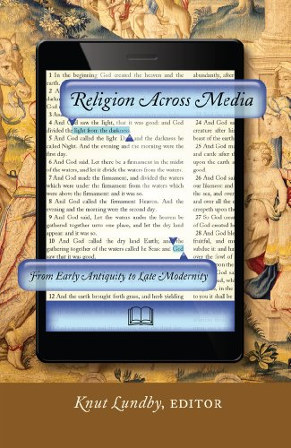 Religion Across Media: From Early Antiquity to Late Modernity