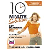 10 Minute Solution - Fat Blasting Dance Mix [DVD]by 10 Minute Solution
