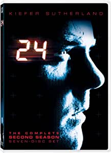 24: Season 2 (Bilingual)