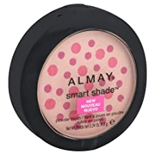 Almay Powder Blush, Pink/Rose 10 0.24 oz (6.8 g)