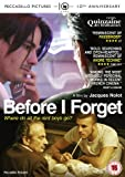 echange, troc Before I Forget [Import anglais]