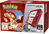 Video Games - Nintendo 2DS - Konsole (Rot Transparent) inkl. Pok�mon Rote Edition