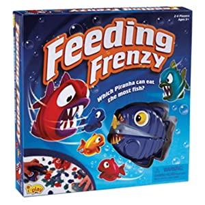 iPlay Feeding Frenzy Game