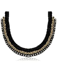 Swan Multi-strand Necklace For Women (Gold) (AB-NL-L1799)